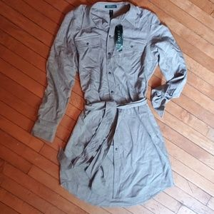 NWT Lauren Ralph Lauren Dress